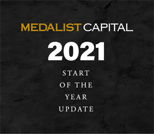 2021 Start-of-the-Year Update