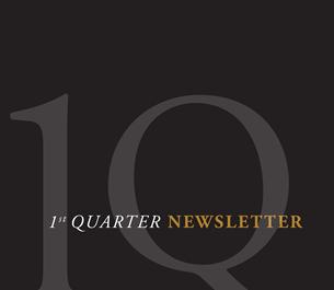 1Q Newsletter 2021
