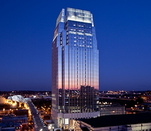 Medalist Capital Arranges $100 Million Debt Placement for The Pinnacle at Symphony Place in Nashville