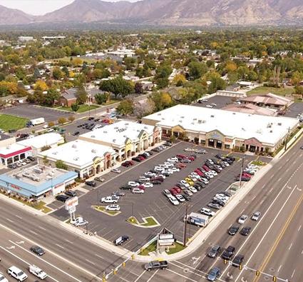 Garden Square Shopping Center