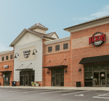 The Shoppes at Birkdale Crossing