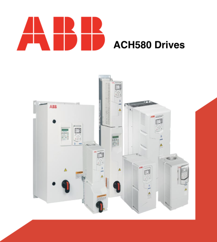ACH580 Drives for HVAC