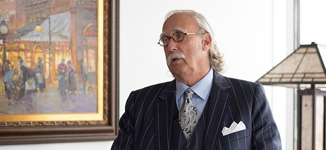 Jerry C. Alexander Becomes A Shareholder