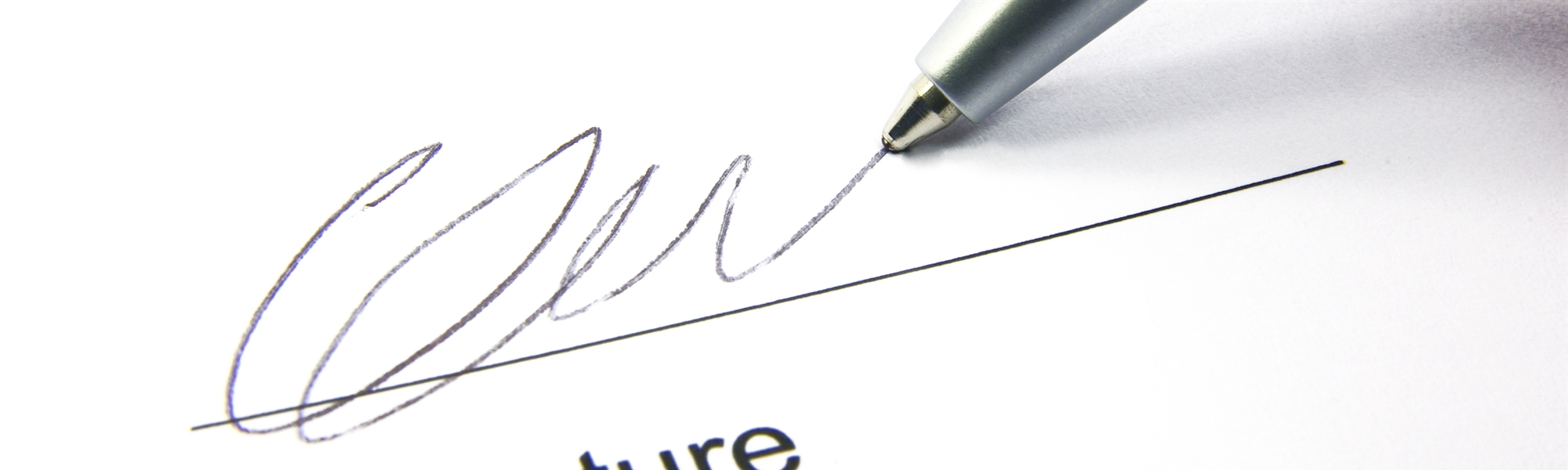 Execution of Documents - Why Does That Person Have to Sign?