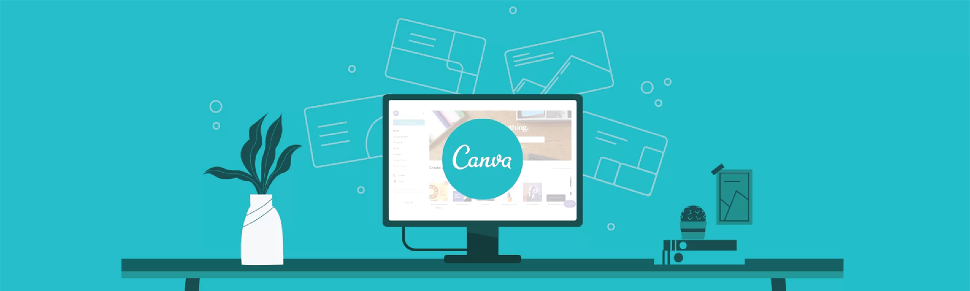 Create with Canva // Create, Post, Engage! Getting the Most out of Social Media