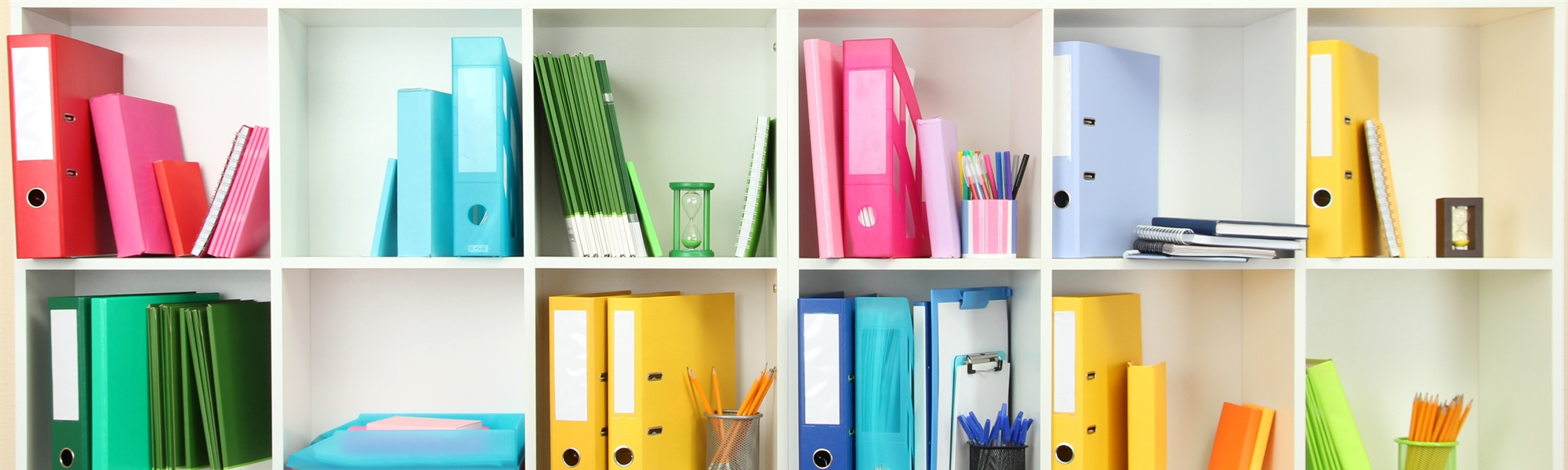 Stress Free Organization for the Skilled Professional